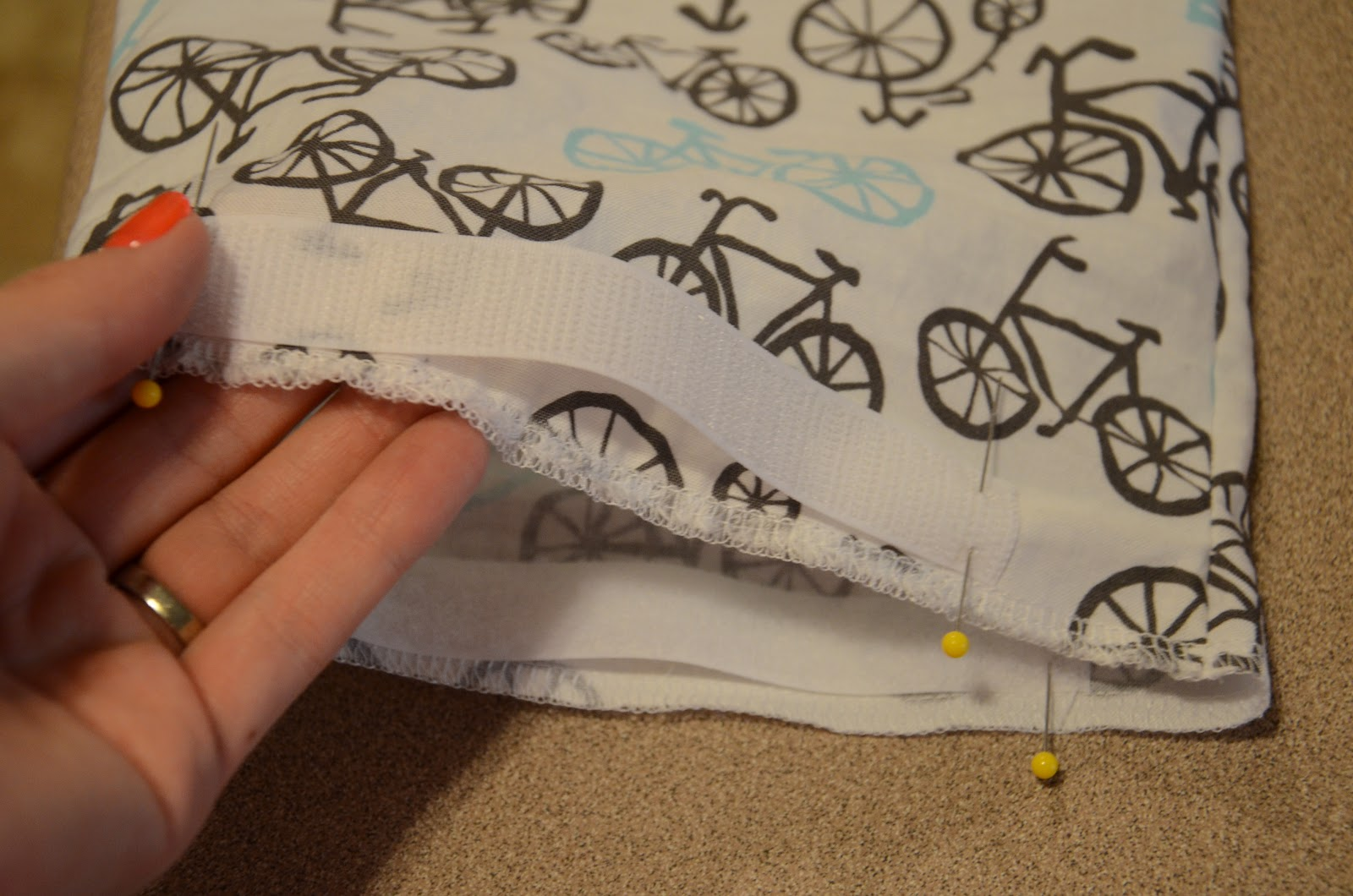 fde1e7ea2 ... fairfield world craft projects. Baby Crib Bumper Pattern merrick u0027s  art style sewing for the everyday girlcrib bumpers