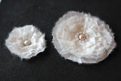 Como hacer Flores con Papel de Morera