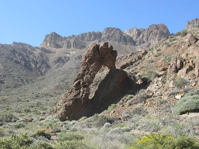 Roccia Scarpa Teide