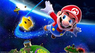 Mario PS3 Background