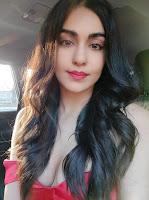 Adah Sharma Sizzling Stills HeyAndhra.com