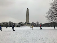The Big Snow Storm in Ireland