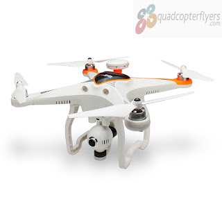 Cx-22 Quadcopter Follow-me Ready to Fly