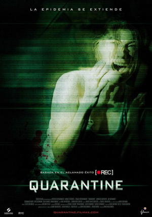 Quarantine 2008 Ending