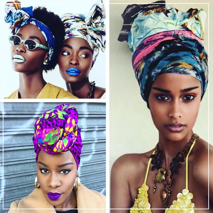 Inspiração: como usar turbantes (2)