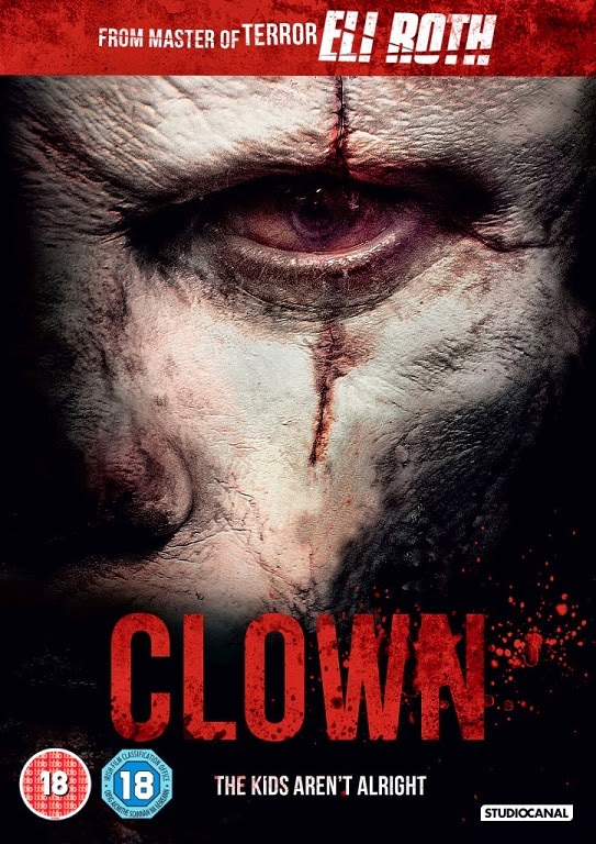 eli roth clown movie review