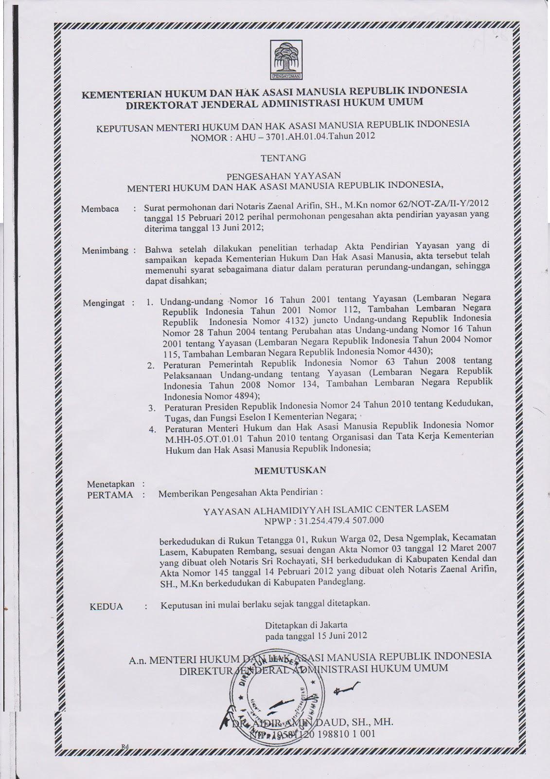 Notaris Ppat September 2012
