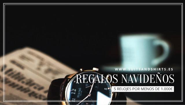 accesorios, cronógrafo, Hombres con estilo, Navidad 2016, regalos de navidad, Reglas de estilo, relojes, Suits and Shirts, Casio, G-Shock, Frogman, Maurice Lacroix, Eliros, Tissot, Tag Heuer, Formula 1,