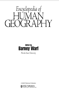 Encyclopedia of Human Geography PDF-ebook Fast Shipping