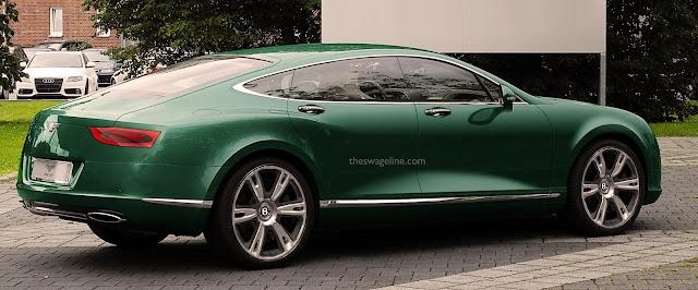 Bentley Barnato GT
