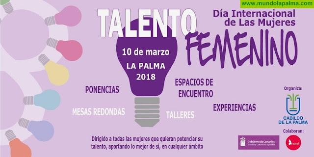 Talento Femenino - 10 de Marzo