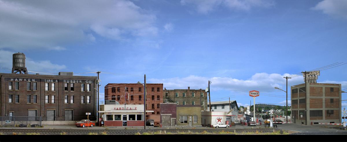 Background wedding pics background scenes - Model railroad backdrops ...