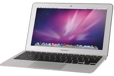 Cara mengambil Screenshot di MacBook Air dengan beberapa teknik