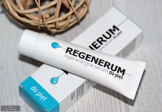 Regenerum regeneracyjne serum do pięt opinie wizaz