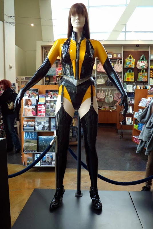 Silk Spectre II Watchmen movie costume