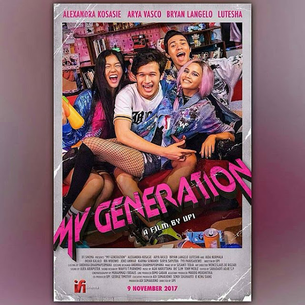 Dinamika Kids Jaman Now Dalam Film My Generation