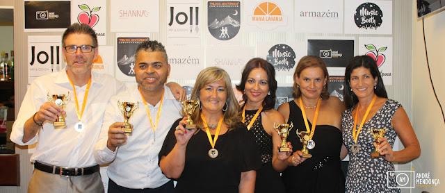 Vencedores dos prémios Trilhos Dourados