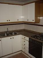 piso en venta avenida rey don jaime castellon cocina