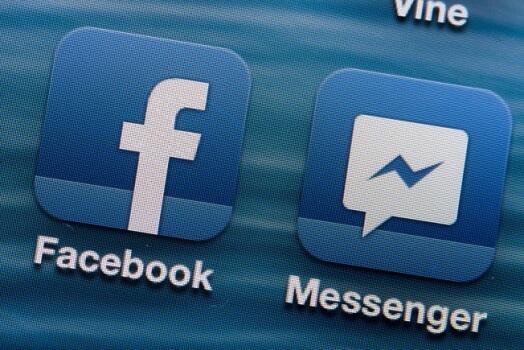 إضافات, و, برامج كاملة, لتشغيل Facebook ,ماسنجر, للكمبيوتر
