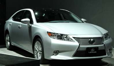Lexus Es 350 To Be Made In The U S A Starting 2017