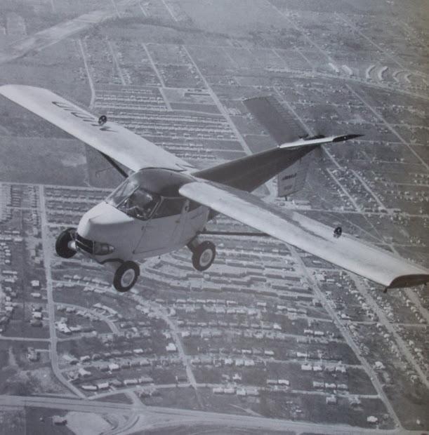 Mizar Flying Car Crash