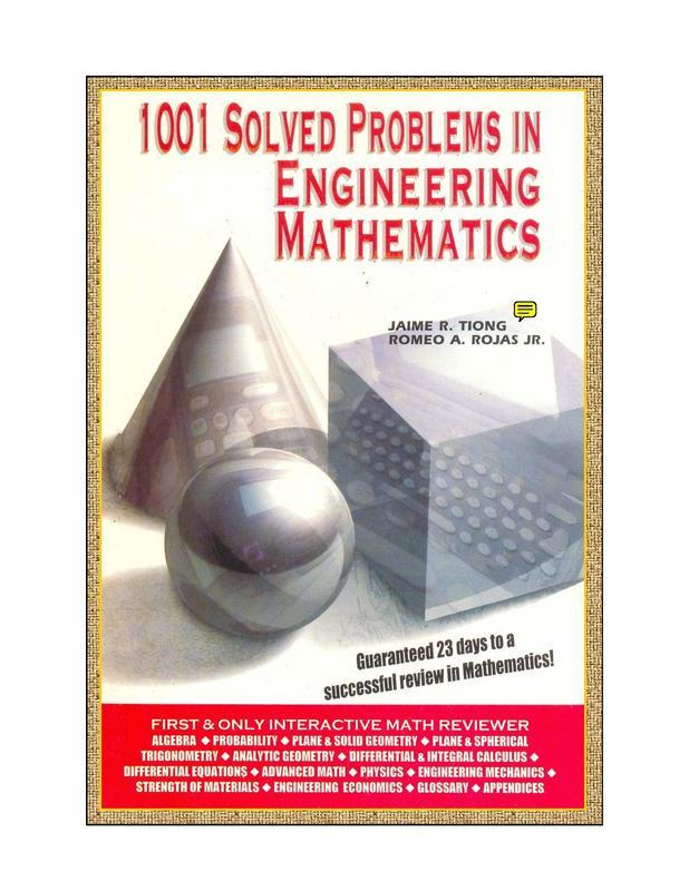 Pdf Engineering Maths Problems