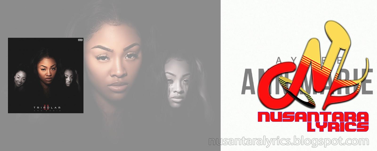 Ann Marie - Ayeee - Nusantara Lyrics