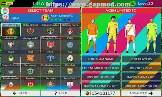 Download FTS 18 League 1 Edition Mod by Pawang Biawak