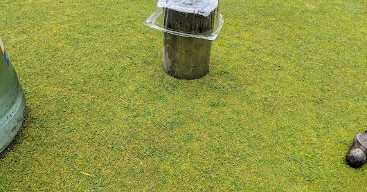 Measuring Putting Green Infiltration Rates