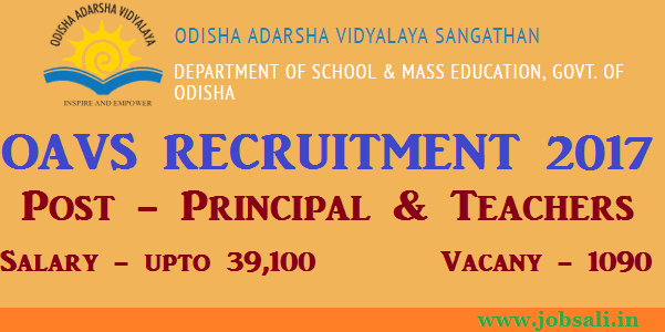 tgt teacher vacancy in odisha, govt jobs in odisha, teacher vacancy in odisha