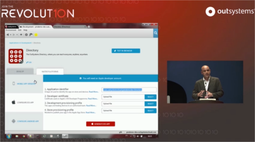 OutSystems Platform 10 Demo