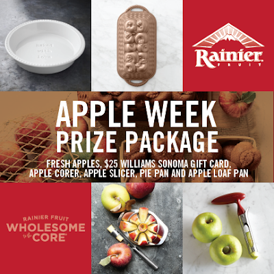 Rainier Fruit - #AppleWeek sponsor