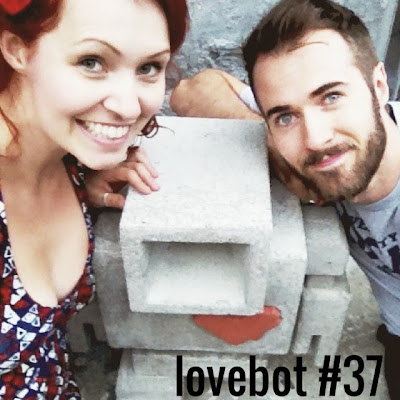 Lovebot Invasion, Toronto, love