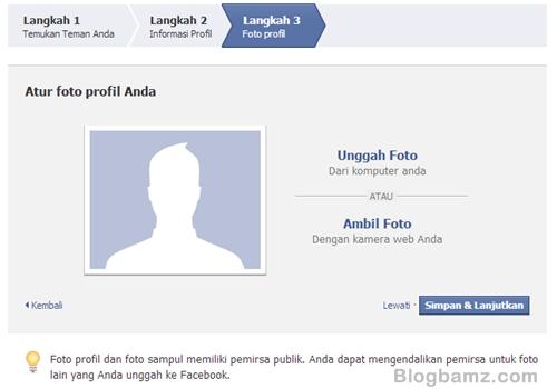 Tutorial Cara Membuat Facebook