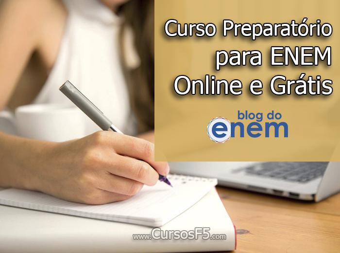 Curso Preparatório para ENEM Online e Grátis [blog do ENEM]