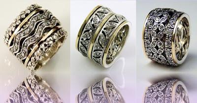 bijuterii argint si aur 14 carate
