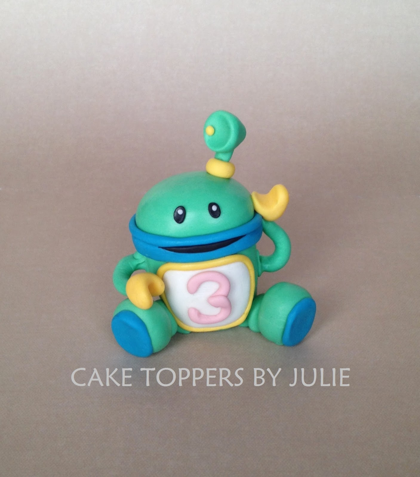 Umizoomi Cake Decorations