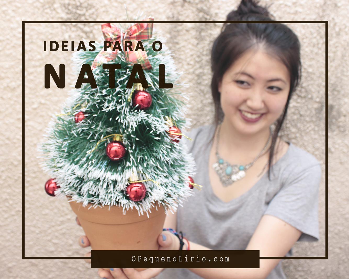 Ideias para o Natal | DOSES DE INSPIRAÇÃO