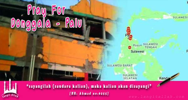Hati-hati, Tak Ada Dalil Untuk Doa Ketika Gempa Bumi dan Tsunami