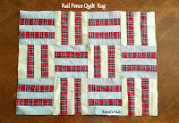 http://roycedavids.blogspot.ae/2016/01/rail-fence-quilt-block-and-rug.html