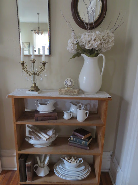 gorgeous French Country Winter Home tour Decorating with whites vintage white decor
