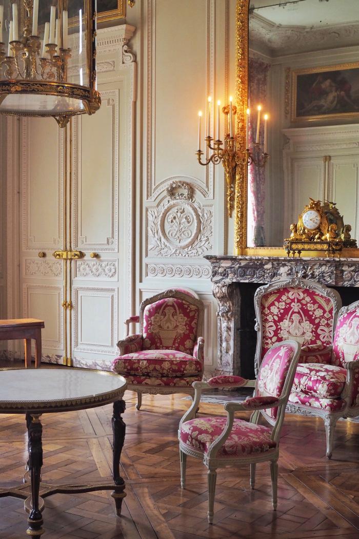 Visite du Petit Trianon à Versailles