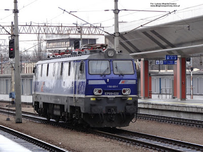 EP09, PKP Intercity