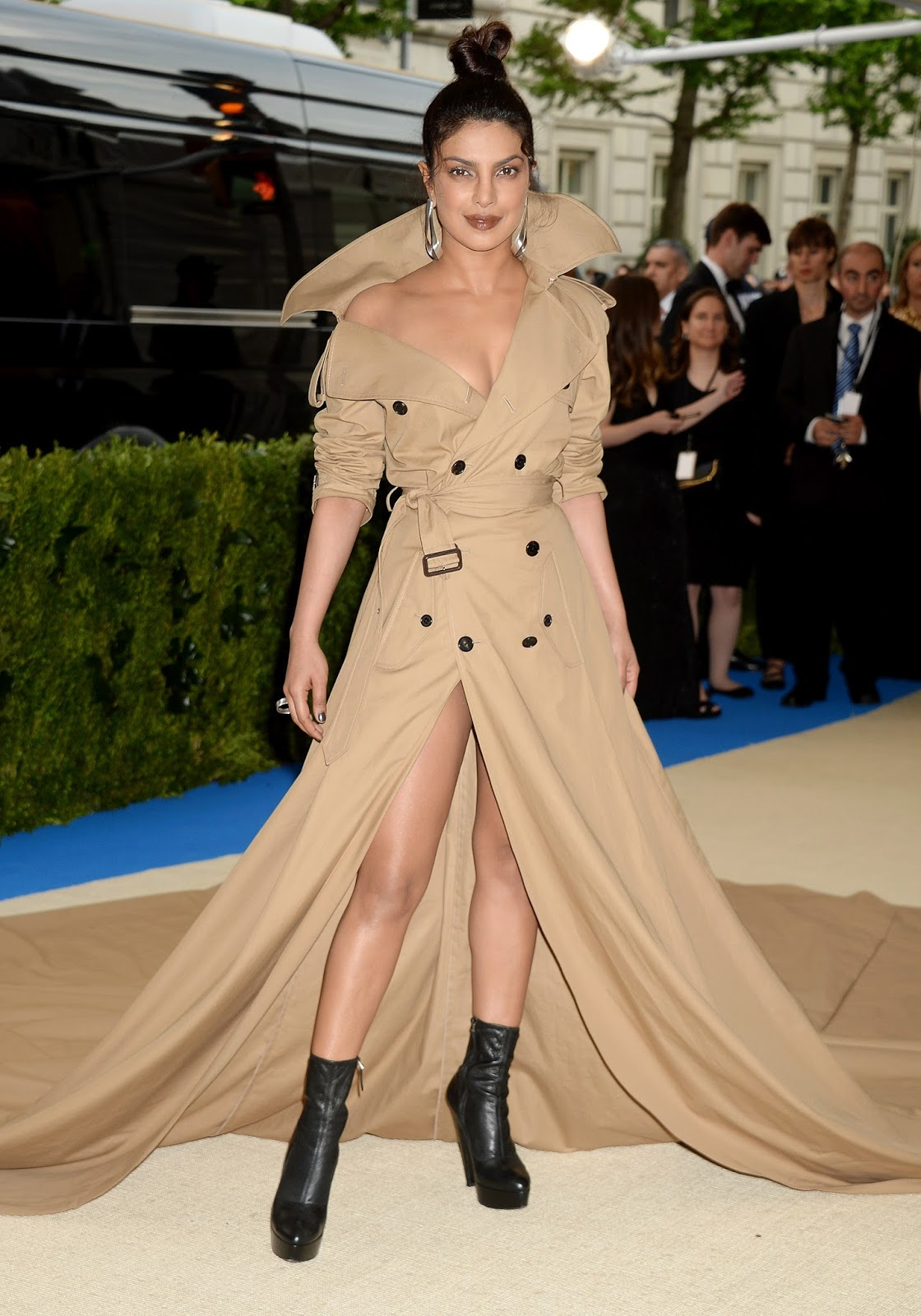 Priyanka Chopra at Met Gala 2017