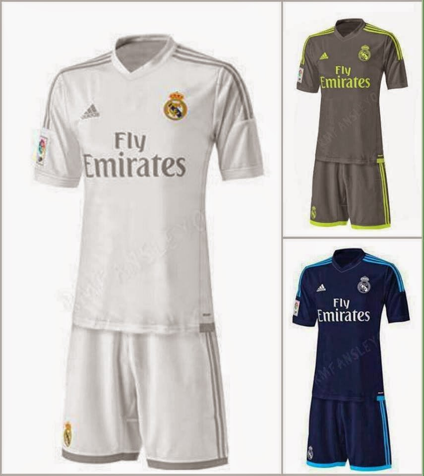 canalfútbol Blog  Camiseta del Real Madrid 2015 16 8d0101e799b32