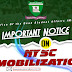 IMSU NYSC Prospective Corp Members To Be Mobilized For Batch C, Stream II