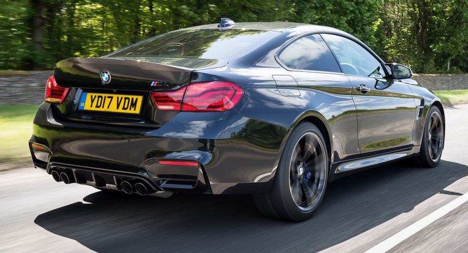 2018 Bmw 4 Series Priced From 163 32 580 In The Uk M4 From 163