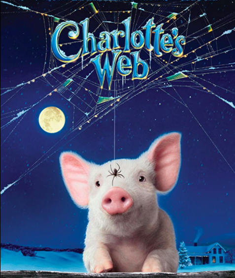 Charlotte's Web starring Julia Roberts will be showing on Netflix in November