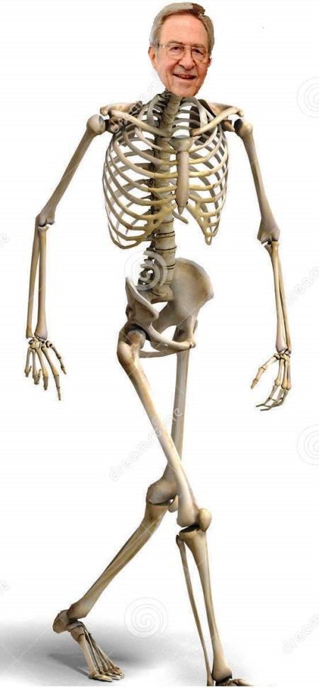 Το κανάλι του Φαλήρου έβγαλε από το αραχνιασμένο ντουλάπι τους σκελετούς....