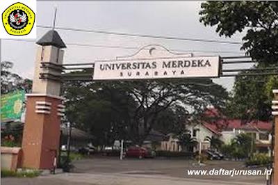 Daftar Fakultas dan Program Studi UNMERBAYA Universitas Merdeka Surabaya